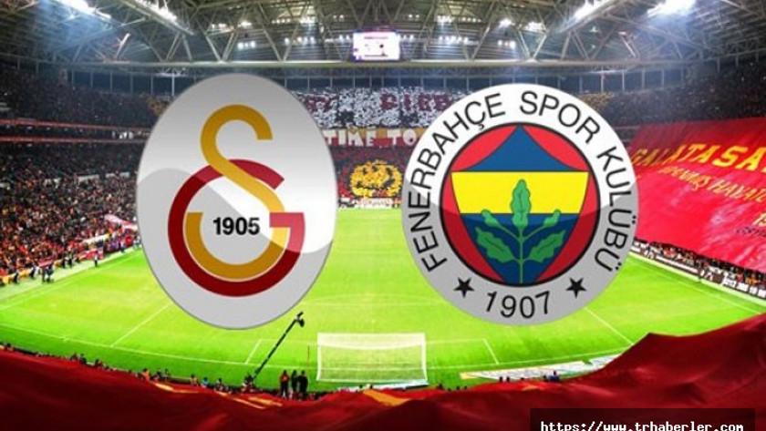 Galatasaray Fenerbahce Stream