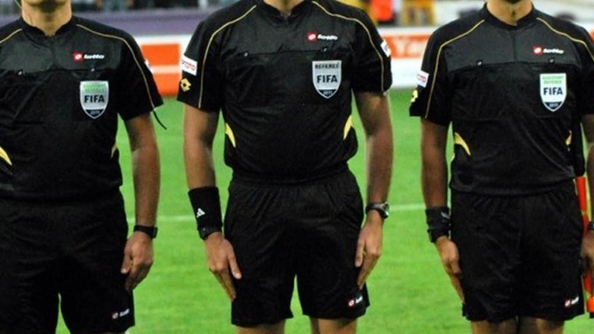 Süper Lig'de 15. haftanın hakemleri belli oldu !
