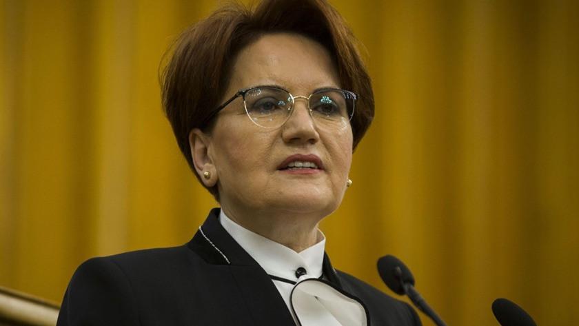İYİ Parti lideri Meral Akşener'den Sedat Peker açıklaması