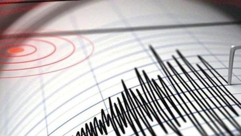 Bir deprem de Konya'da !
