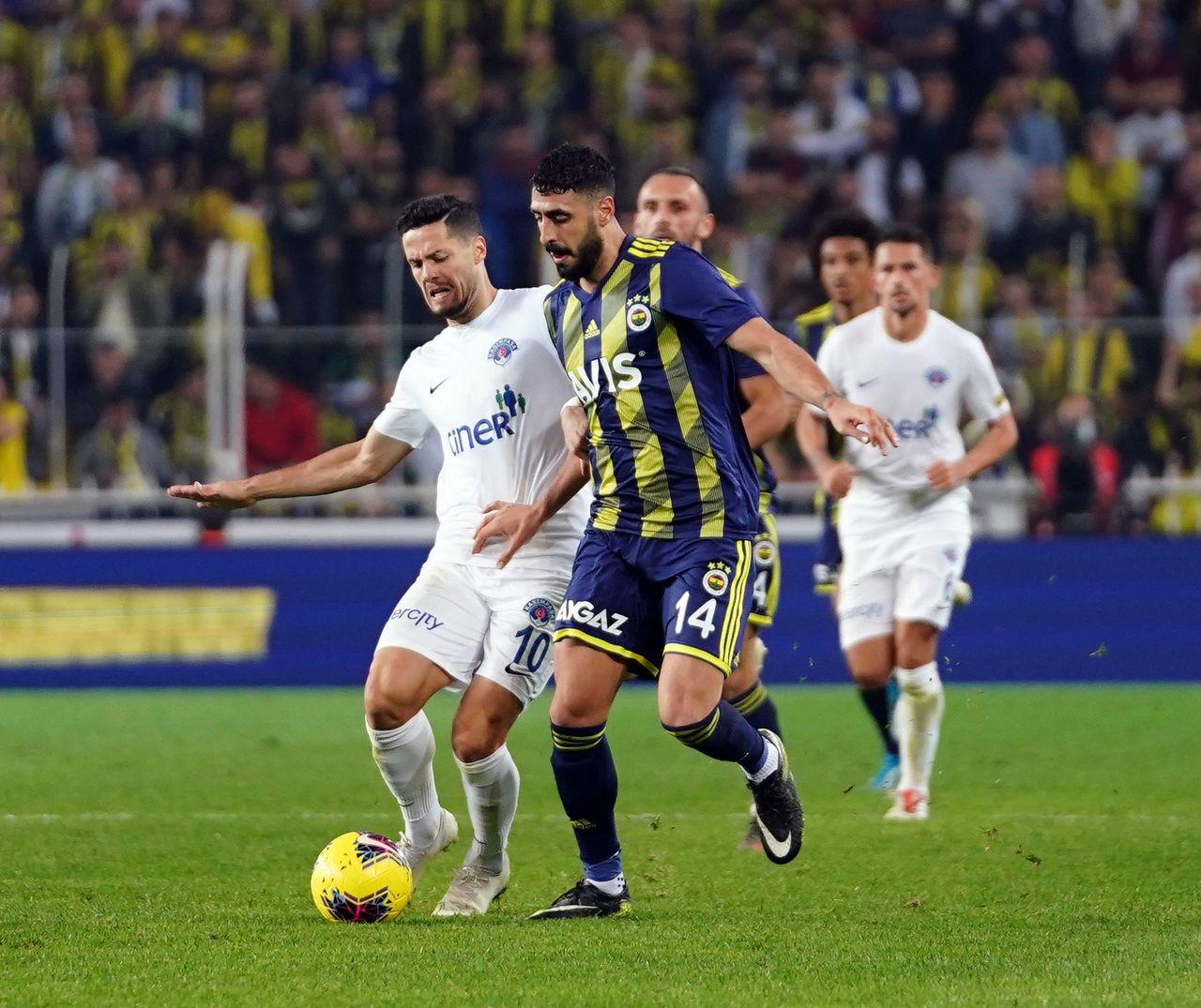 Fenerbahçe  Kasımpaşa Maçından Unutulmaz Kareler, Geniş Özeti ve Golleri İzle - Sayfa 2