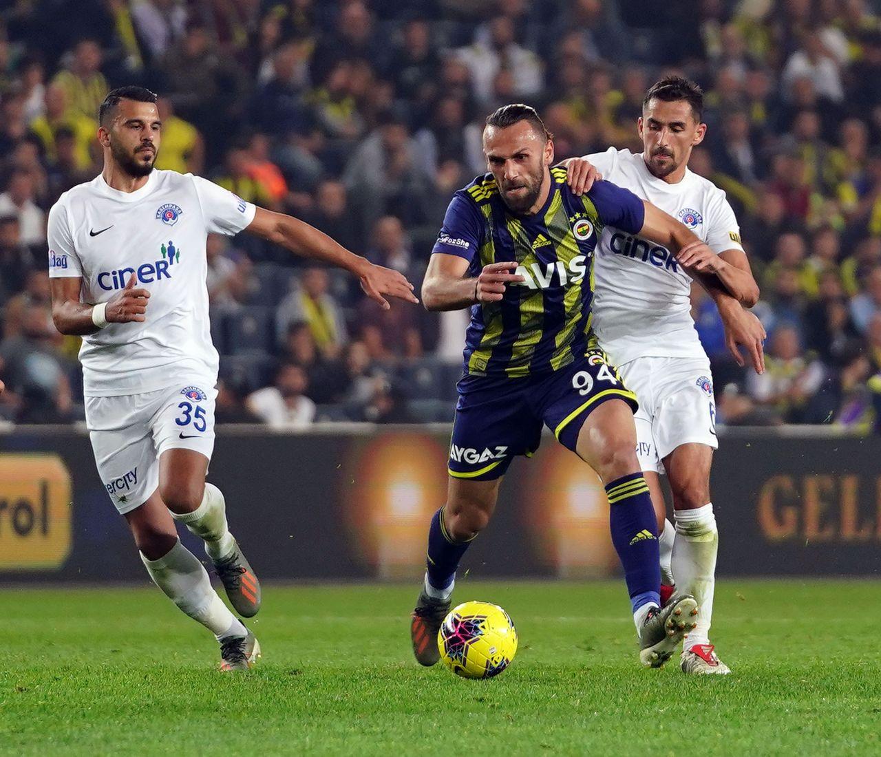 Fenerbahçe  Kasımpaşa Maçından Unutulmaz Kareler, Geniş Özeti ve Golleri İzle - Sayfa 1