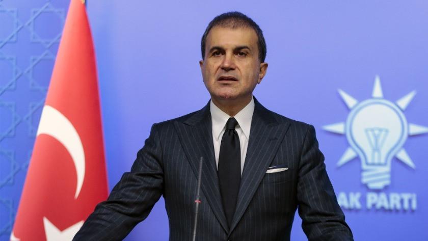AK Parti Sözcüsü Çelik'ten 'ışık' paylaşımına çok sert tepki:
