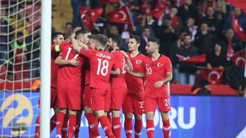 Türkiye'nin Norveç maçı İspanya'da oynanacak