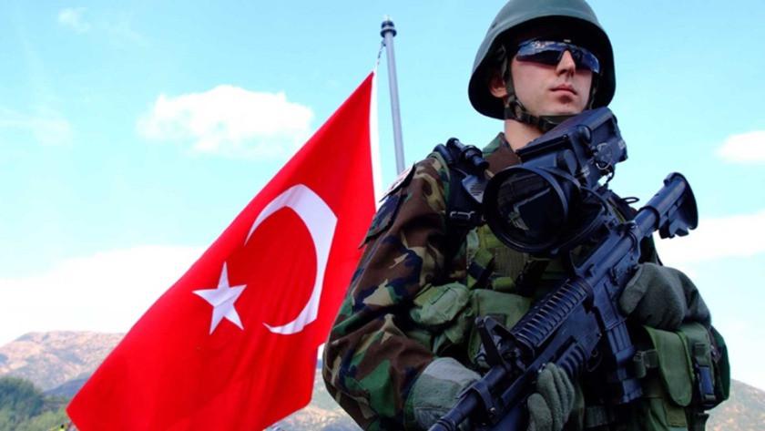 DEAŞ'lı terörist Kilis'te Suriye sınırında yakalandı