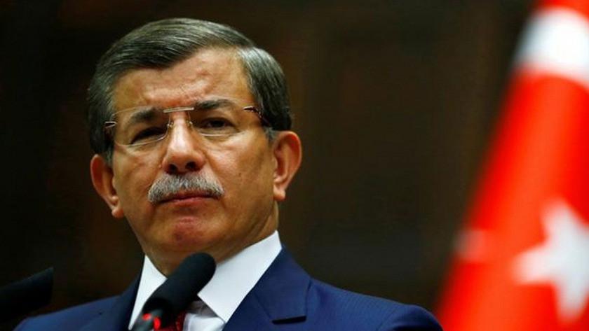 Ahmet Davutoğlu'ndan olay erken seçim çıkışı