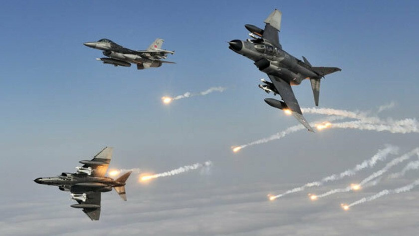 Irak'ın kuzeyinde 4 PKK'lı terörist daha etkisiz hâle getirildi