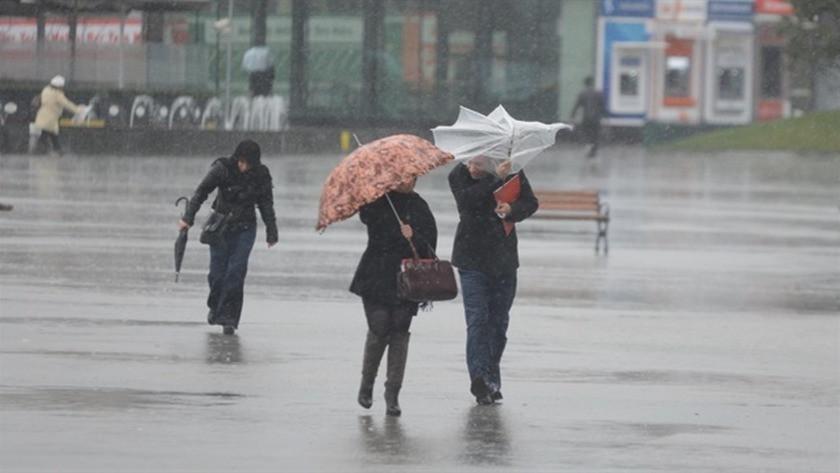 Marmara'ya 'şiddetli fırtına' uyarısı