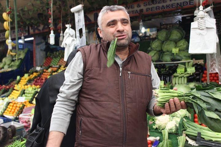 İstanbul'da pazara ıspanak gelmiyor - Sayfa 4