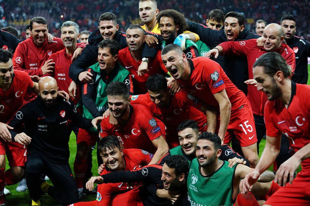 Türkiye İzlanda Maçı Geniş Özeti | Türkiye İzlanda Maçından unutulmaz kareler - Sayfa 3