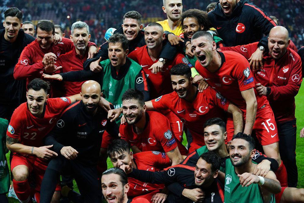 Türkiye İzlanda Maçı Geniş Özeti | Türkiye İzlanda Maçından unutulmaz kareler - Sayfa 4
