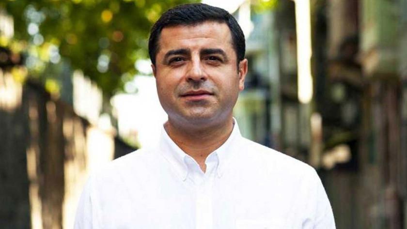 Selahattin Demirtaş'tan Cumhurbaşkanı adaylığı için flaş açıklama