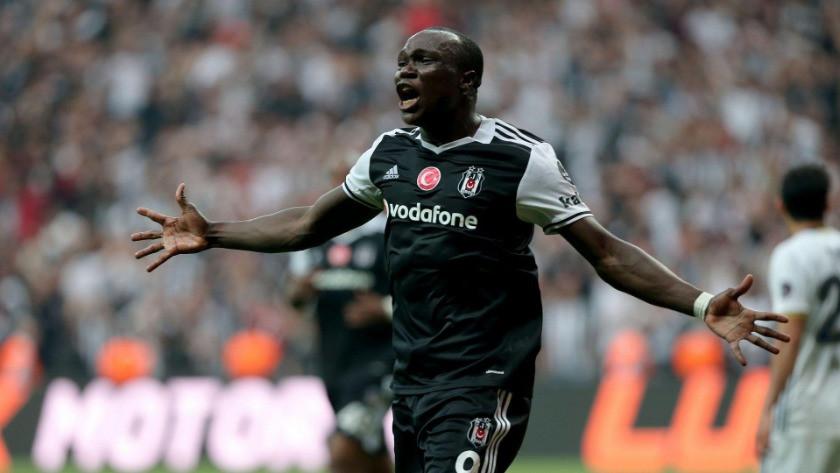 Aboubakar: Beşiktaş'ın teklifi benim için yeterli değildi