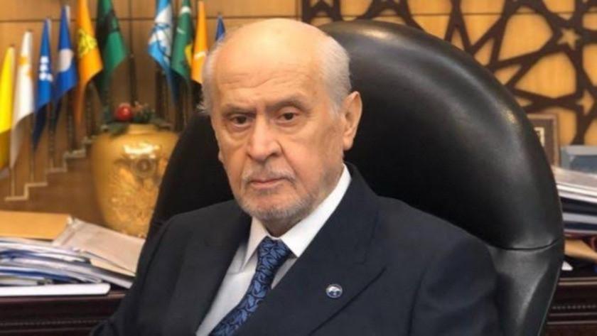MHP lideri Devlet Bahçeli'den 128 milyar dolar yorumu