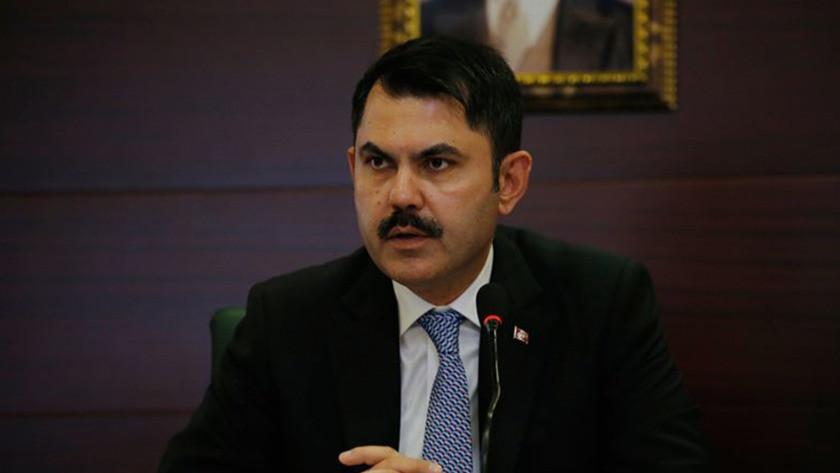 Bakan Murat Kurum İki farklı şehire 23 bin 734 konut !