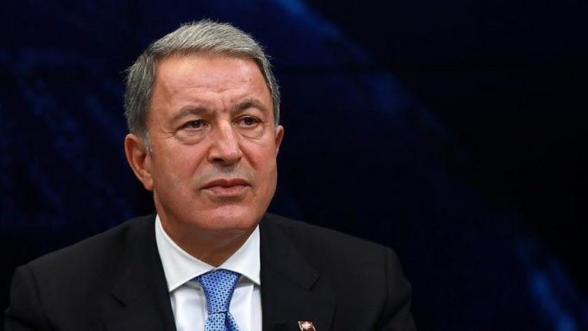 Milli Savunma Bakanı Hulusi Akar: 76 rejim mensubu asker etkisiz hale getirildi