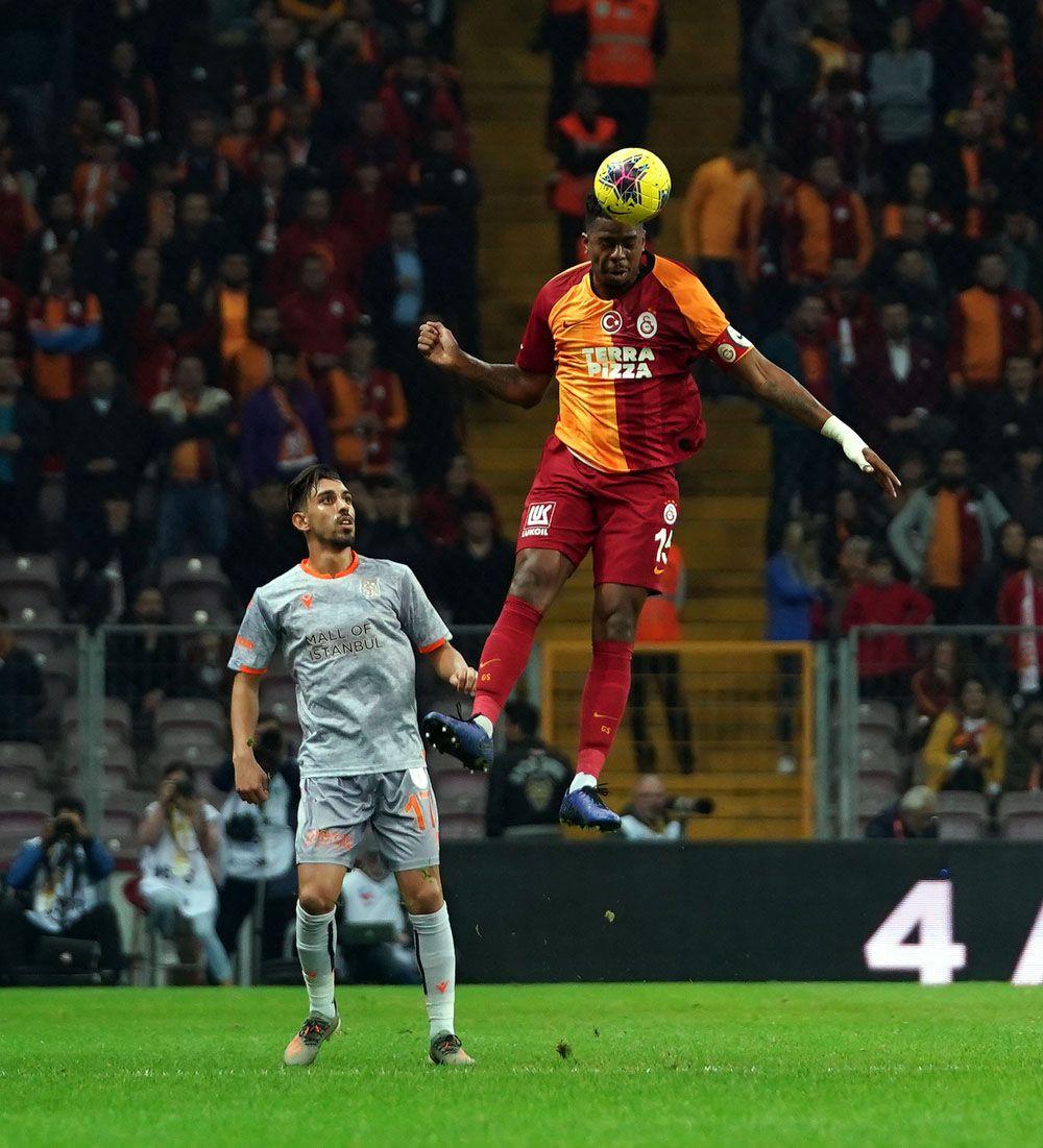 Galatasaray Medipol Başakşehir Maçı Geniş Özeti ve  Golleri - Sayfa 1