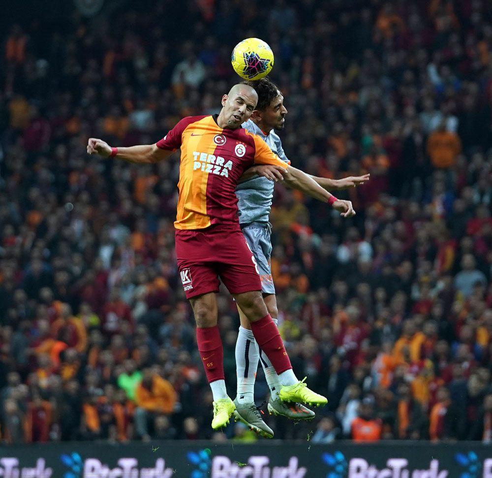 Galatasaray Medipol Başakşehir Maçı Geniş Özeti ve  Golleri - Sayfa 2