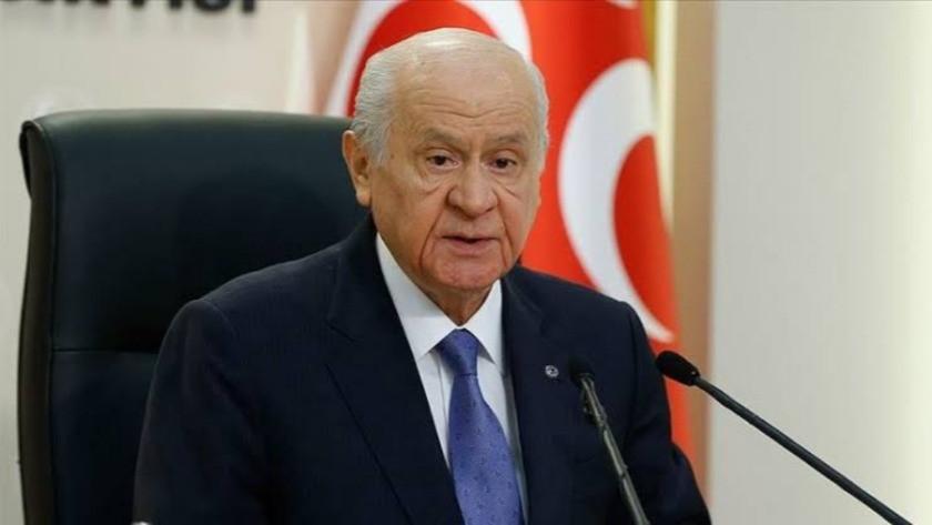 Bahçeli'den Kılıçdaroğlu'na tepki! Alaattin Çakıcı benim dava arkadaşımdır!