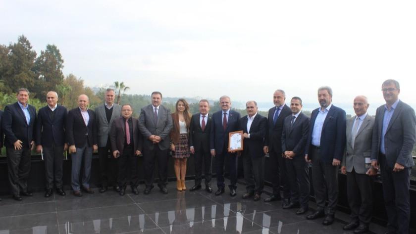 Moskova'daki Türkiye Festivali'ne Golden World Awards'ta ödül