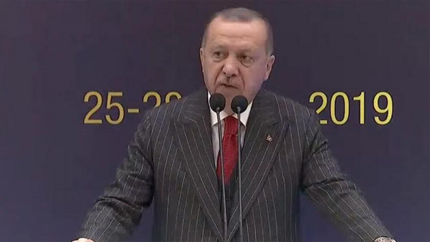 Erdoğan'dan Din Şurası'nda çarpıcı açıklamalar