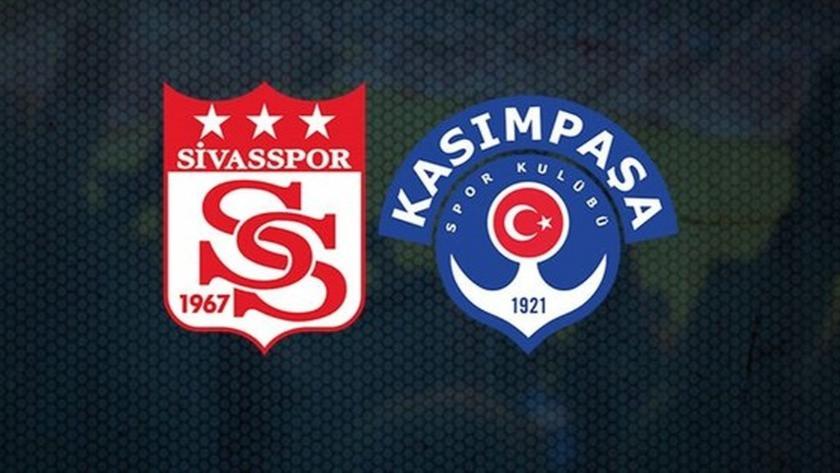 Sivasspor - Kasımpaşa maç sonucu: 2-0 özet izle