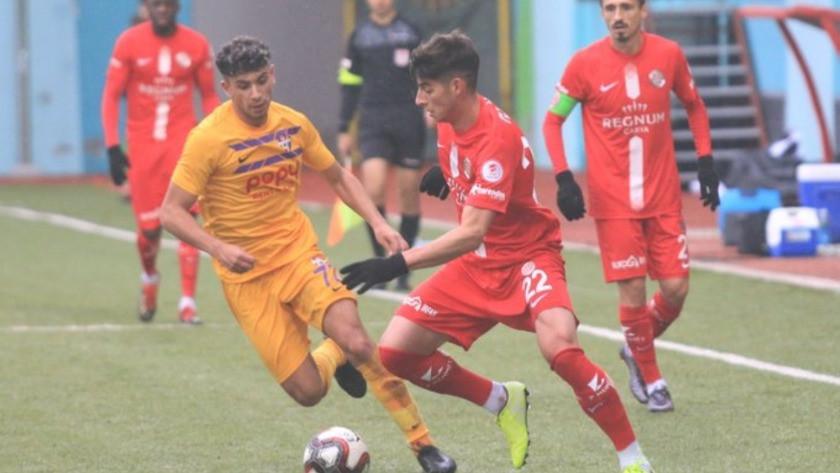 Eyüpspor - Antalyaspor maç sonucu: 0-3