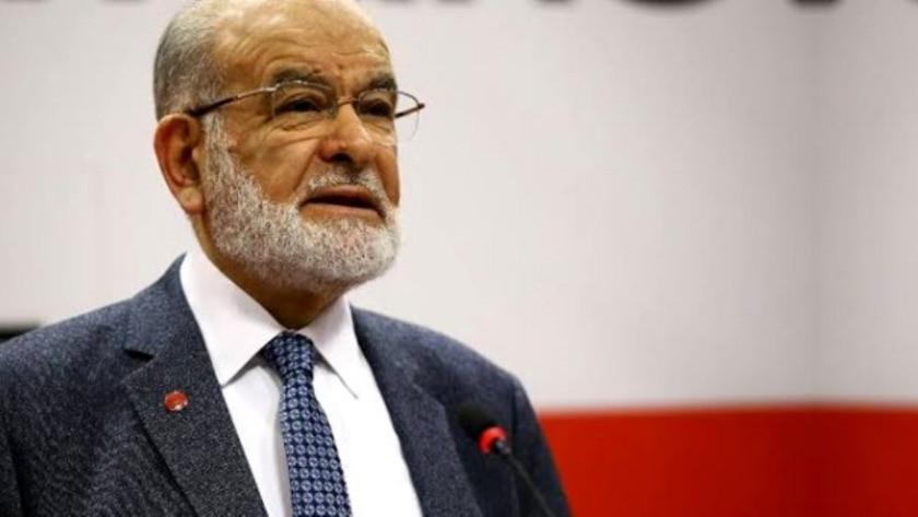 Saadet Partisi lideri Karamollaoğlu'ndan 'Oğuzhan Asiltürk' yanıtı