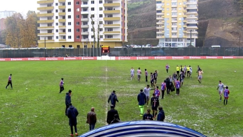 Hekimoğlu Trabzon - Başakşehir maç sonucu: 0-1