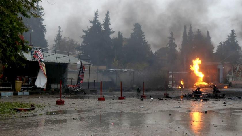 MSB: Resulayn'da terör saldırısında 2 sivil öldü, 10 sivil yaralandı