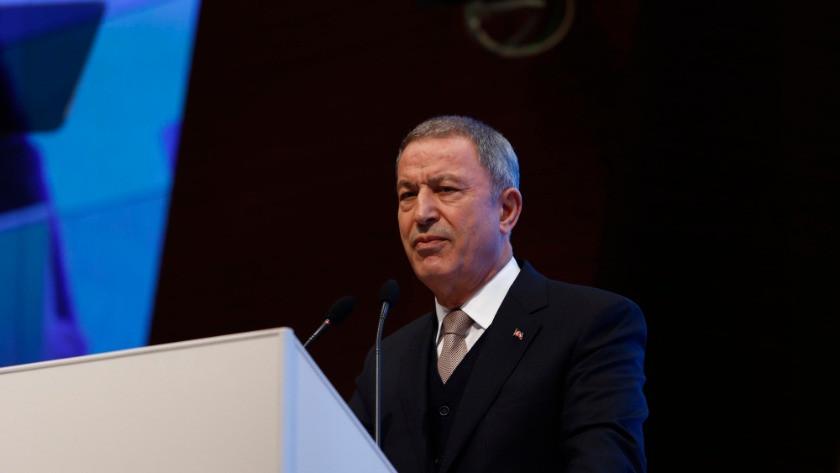 Bakan Akar: Türkiye, NATO içinde tüm yükümlülüklerine bağlıdır
