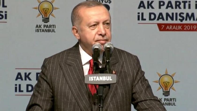 Recep Tayyip Erdoğan'dan Başbuğ Alparslan Türkeş için anma mesajı