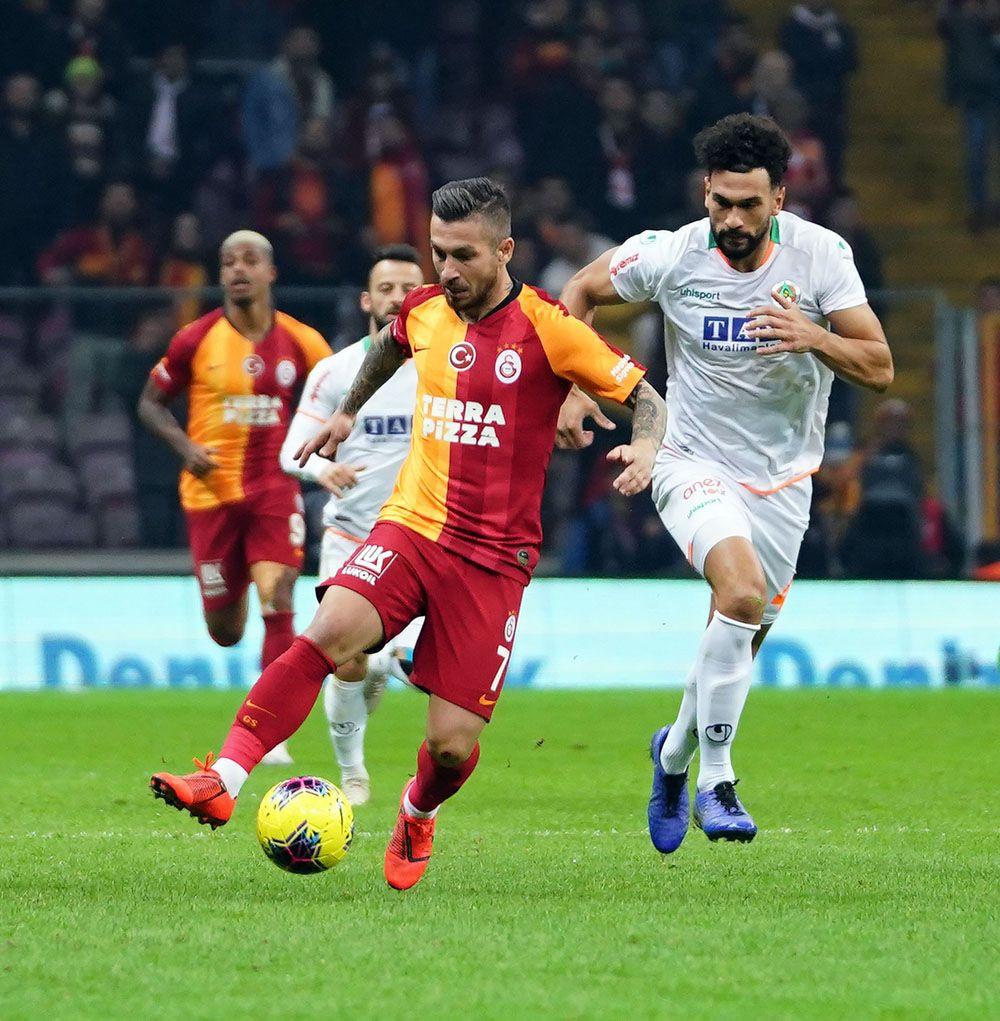 Galatasaray Aytemiz Alanyaspor Maçı Geniş Özeti ve Golleri İzle   Maçtan Unutulmaz Kareler - Sayfa 2