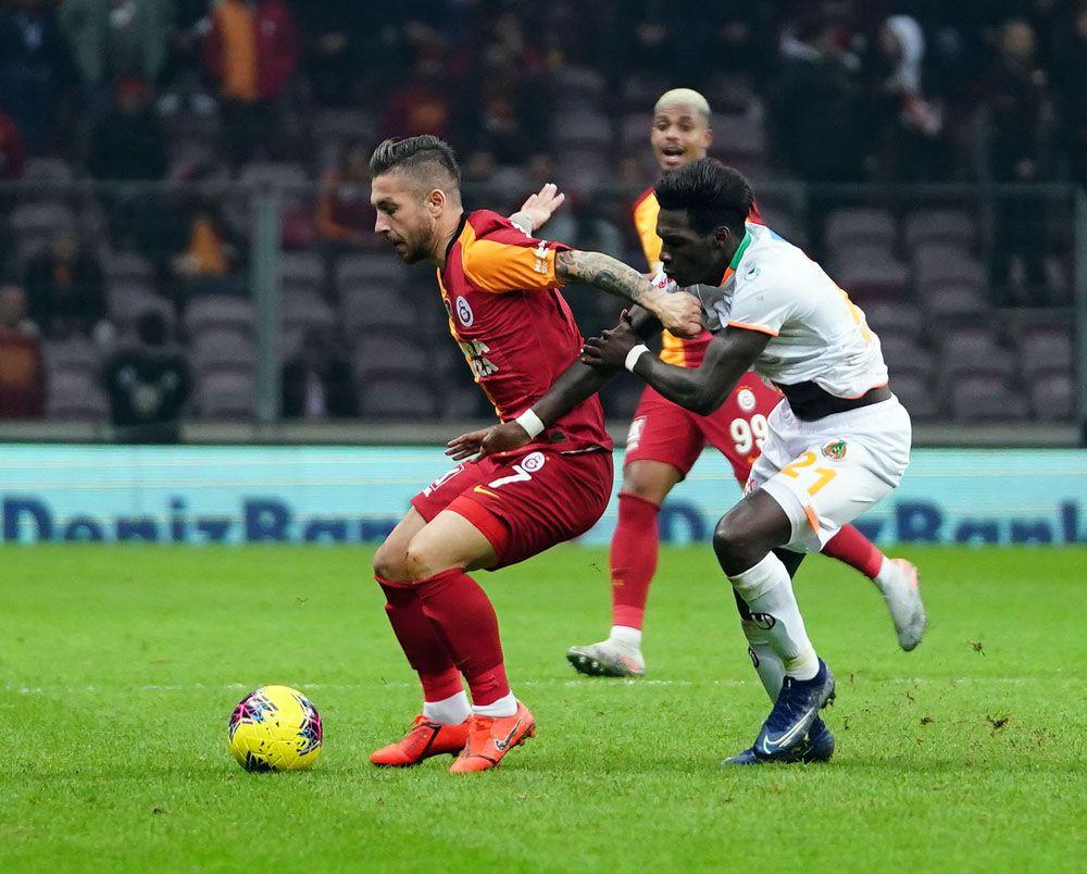 Galatasaray Aytemiz Alanyaspor Maçı Geniş Özeti ve Golleri İzle   Maçtan Unutulmaz Kareler - Sayfa 3