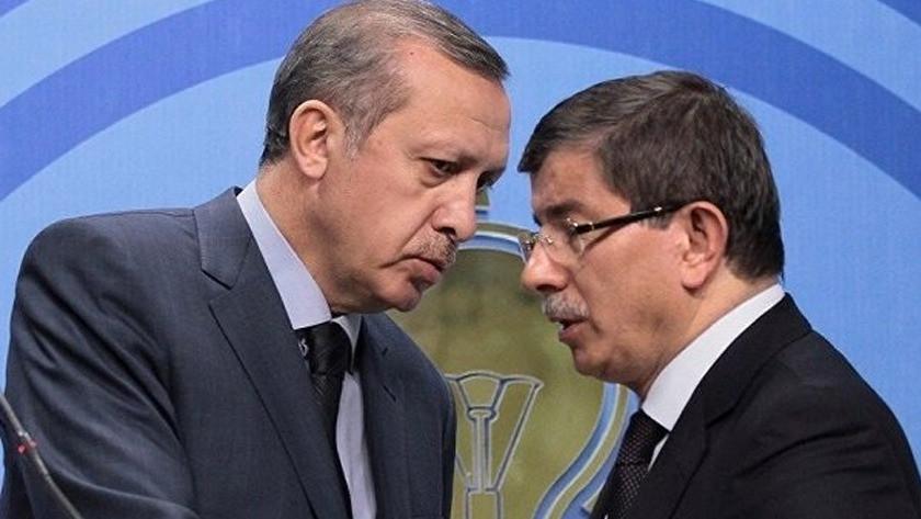Cumhurbaşkanı Erdoğan'ın 'dolandırıcılık' iddialarına Davutoğlu'ndan cevap!