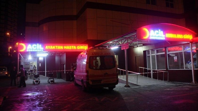 Şırnak'ta yaralanan uzman çavuş, Elazığ'a sevk edildi