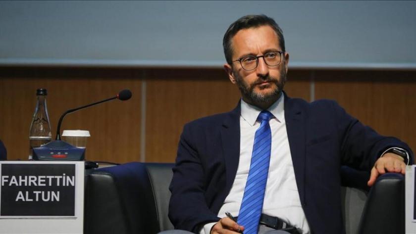 Fahrettin Altun'dan Orhan Pamuk iddialarına yanıt