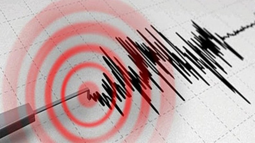 Balıkkesir'de korkutan deprem !