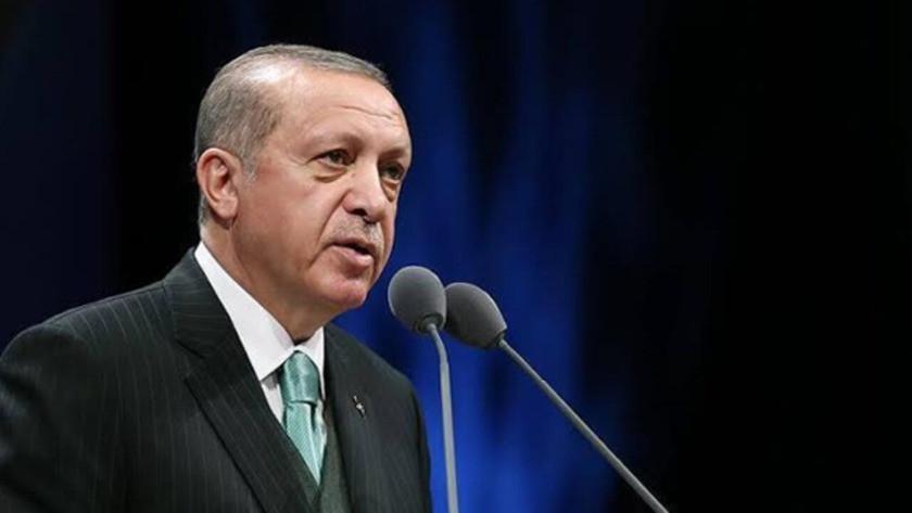 Cumhurbaşkanı Erdoğan'dan 'Örnek aldığınız lider kim?' sorusuna yanıt!