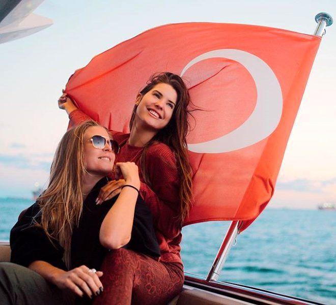 Amanda Cerny'den gururlandıran Türk Bayraklı pozlar ! - Sayfa 2