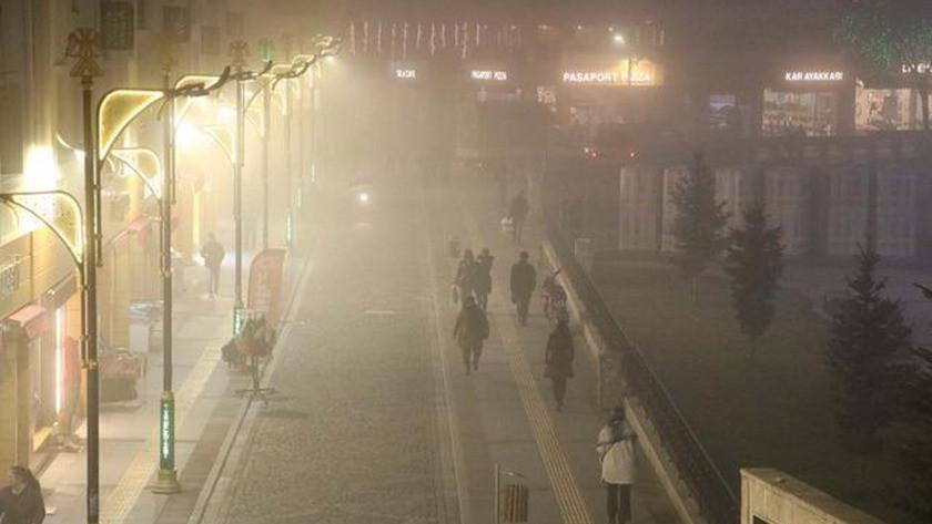 Meteoroloji'den 3 gün sürecek yoğun sis uyarısı