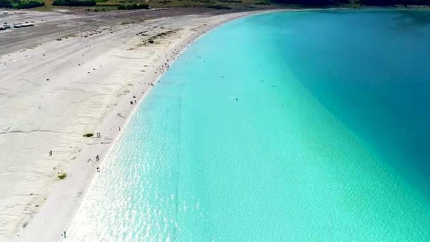Çevre ve Şehircilik Bakanı'ndan Salda Gölü açıklaması
