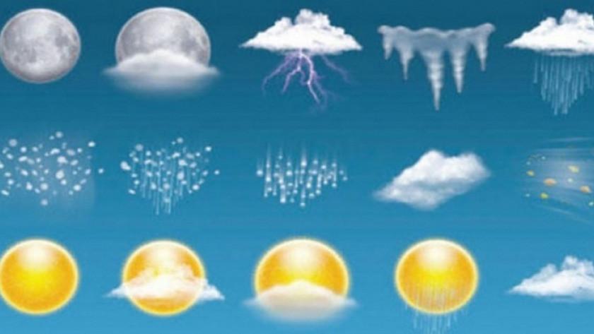Yarın hava nasıl olacak ? 8 Şubat Pazartesi hava durumu