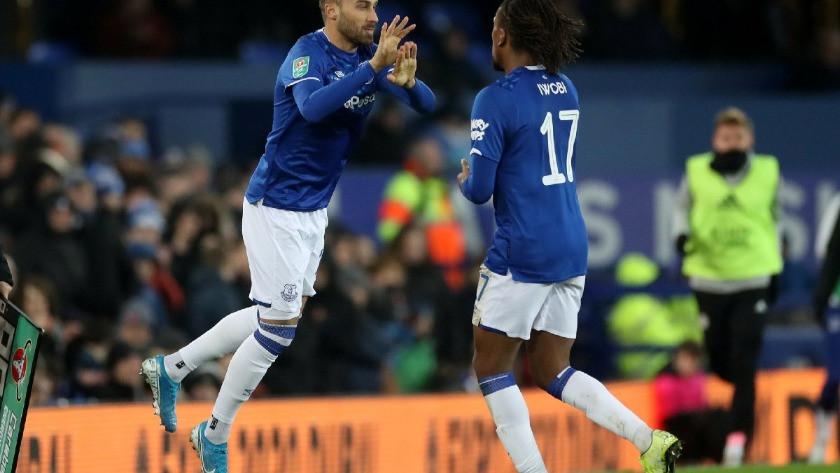 Everton ile Arsenal yenişemedi!