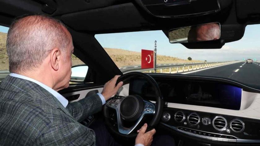 Yerli otomobilin güzergahı belli oldu! İlk sürüşü Cumhurbaşkanı Erdoğan yapacak