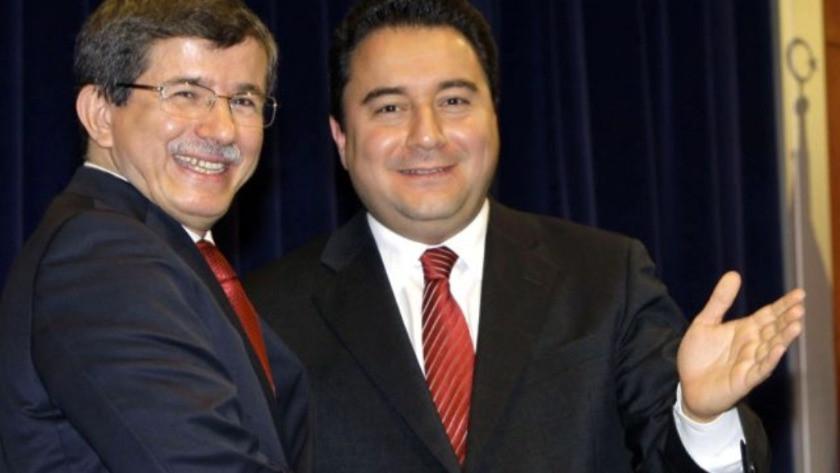 Davutoğlu ve Babacan'ın alacağı oy oranı ile ilgili bomba iddia