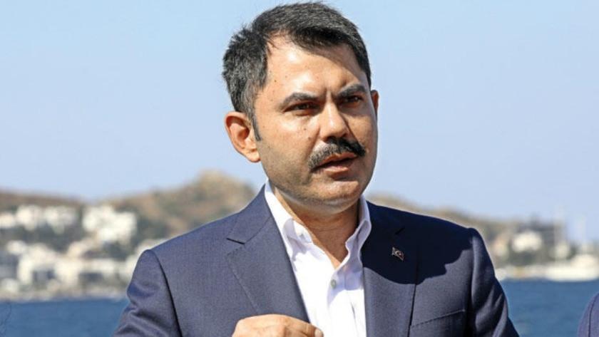 Bakan Murat Kurum'dan flaş termik santral açıklaması