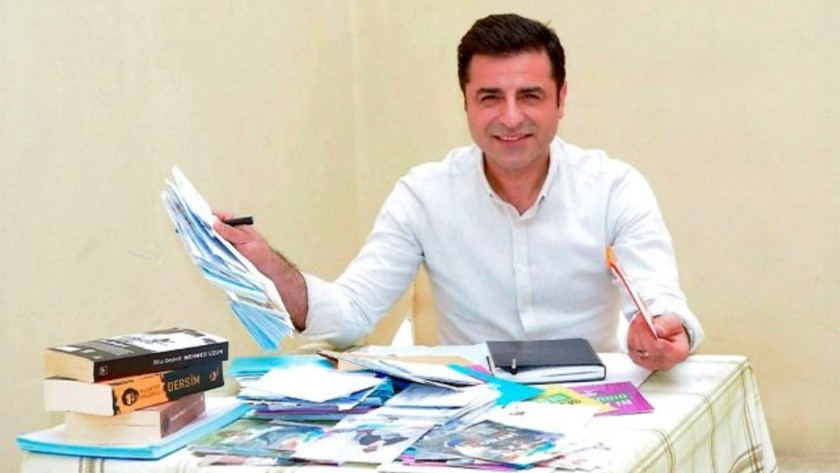 Selahattin Demirtaş'tan Ahmet Davutoğlu'na öneri