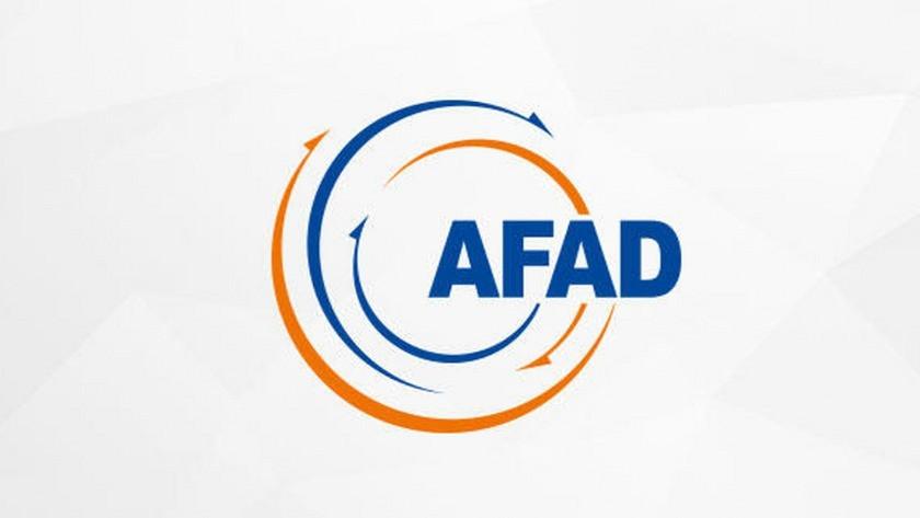 AFAD'dan çok önemli  uyarı