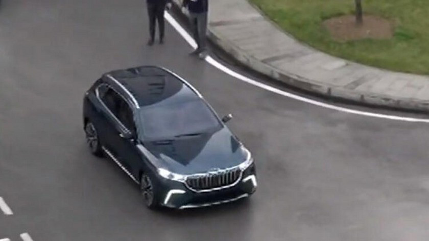 Cumhurbaşkanı Erdoğan yerli otomobili kullandı